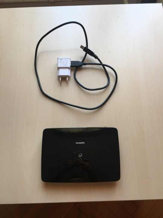Huawei B683 Router (SIM kártyás, 3G, TELENOR) - HardverApró