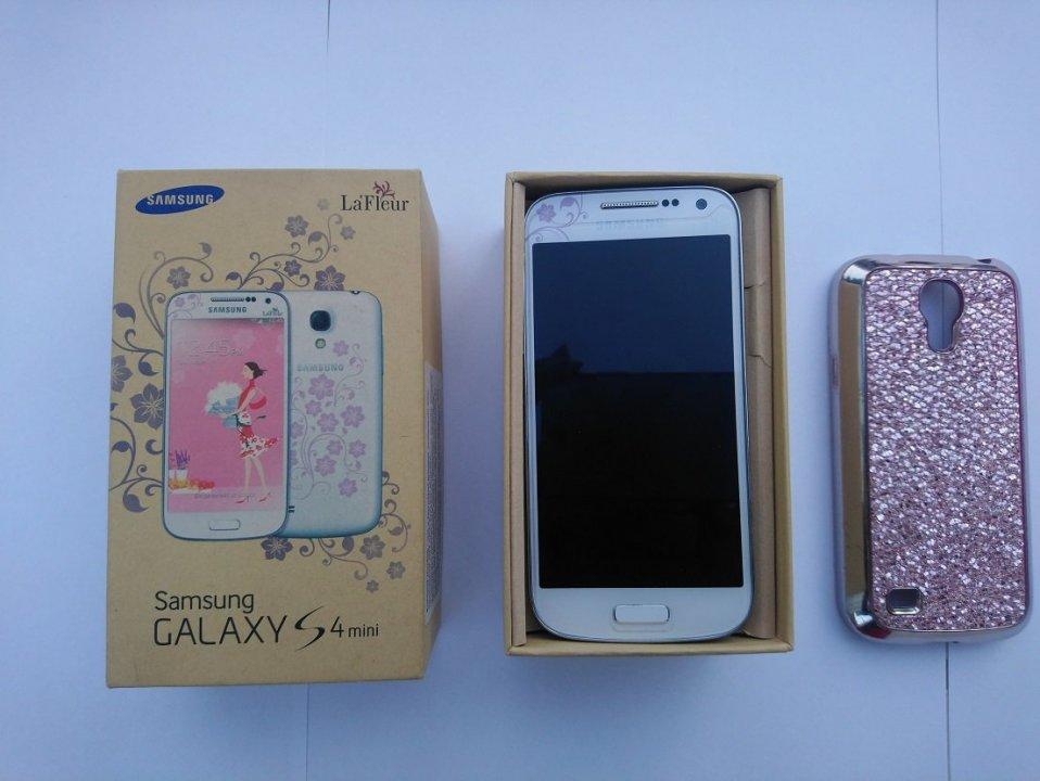 Samsung Galaxy S4 Mini La Fleur Hibas Hardverapro