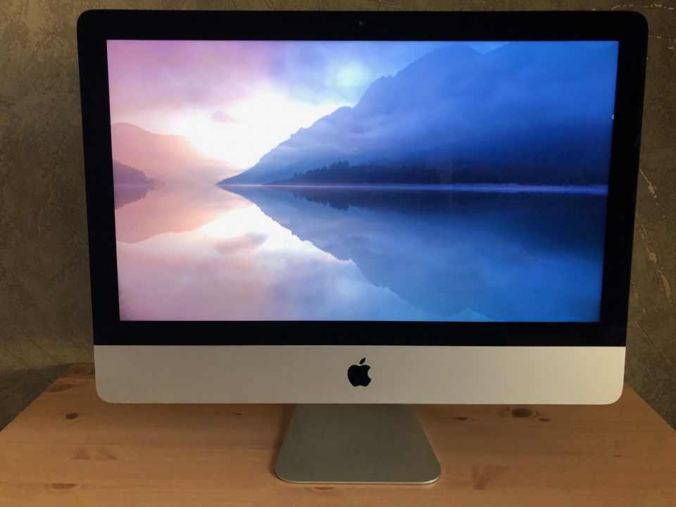 2012 iMac Slim 21.5
