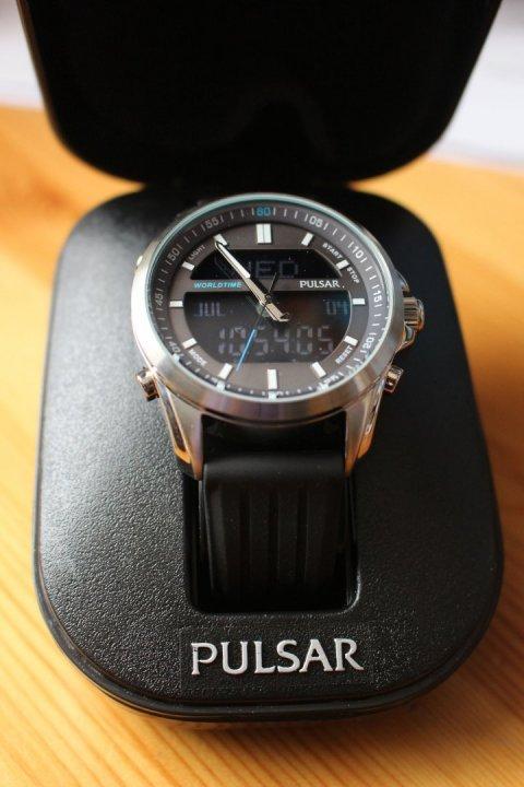 Pulsar PZ4023X1 - Karóra eladó - HardverApró ffe76e959e