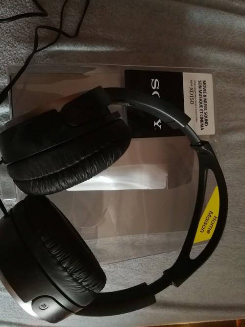 Sony MDR-XD150 fejhallgató keresi gazdáját ingyen postával - HardverApró bbdf540a58
