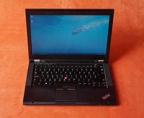 MAGYAR Lenovo ThinkPad T430 - 1600x900 / i5-3320M / 4Gb DDR3