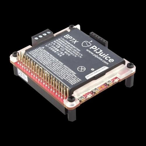 Raspberry Pi PiJuice UPS HAT + Akku - HardverApró