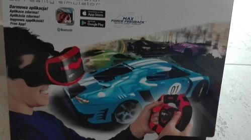 Autós szimulátor (VR Real Feel Racing) - HardverApró