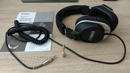 Yamaha HPH-MT220 fejhallgató eladó - HardverApró 1aa19f5b41