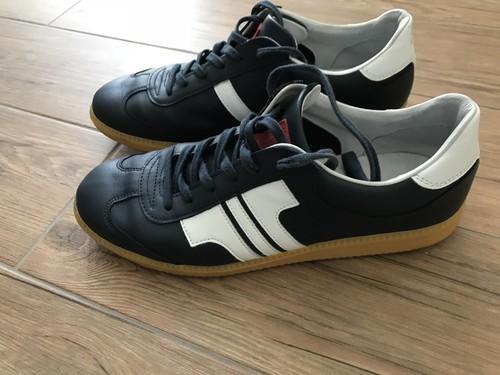 Tisza cipő Compakt-Sötétkék-fehér-42-es méret 73cda6e662