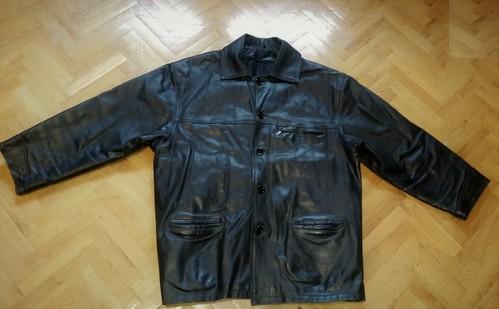 3 XL méretű férfi bőrkabát eladó - HardverApró c3f097f9ee