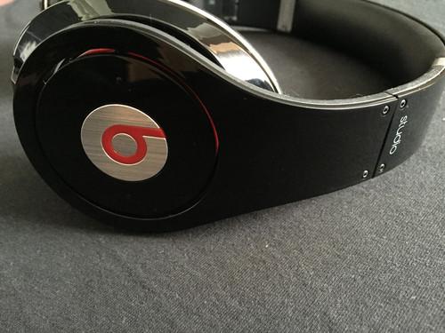 Beats BY DRE Studio 1.0 Fekete MH6G2ZM A - HardverApró 74b9a2eed1