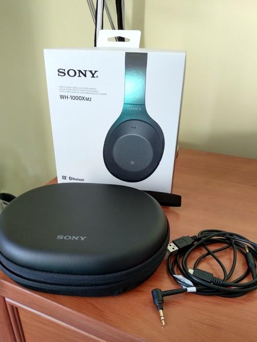 Sony WH-1000XM2 szürke   1 év garival   - HardverApró db8de68b8a