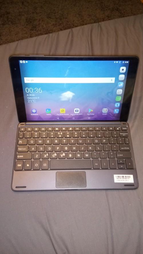 8b9e4fb490ec Alcatel p360x tablet->mini notebook elado - HardverApró