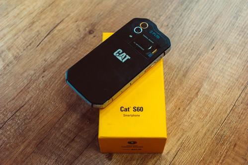 złapać najniższa cena dobra obsługa CAT S60 Dual Sim 32GB Függetelen/Hőkamerás FRP lock ...