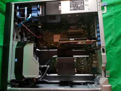 Új Dell Precision Tower 5810 asztali számítógép (1TB Samsung SSD ... d1de8551c9