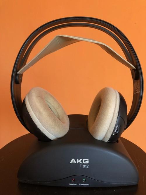 AKG K912 vezeték nélküli fejhallgató - HardverApró d75379a4bd