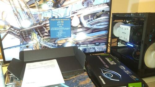 3D render + gaming GIGABYTE GTX 980 Windforce G1 GAMING 4GB