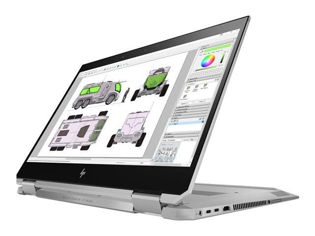 3927d0530a22 HP Zbook Studio x360 G5 Convertible Workstation (5UC35ES) - ÚJ 15,6 ...
