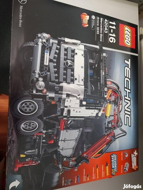lego technic mercedes benz arocs 3245 42043 hardverapr. Black Bedroom Furniture Sets. Home Design Ideas