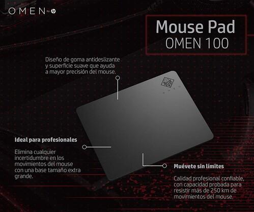 Bontatlan HP Omen 600 + HP Omen Mouse pad 100 - HardverApró