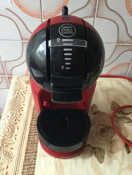 Krups KP120H Nescafé Dolce Gusto Mini Me Kávéfőző HardverApró