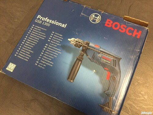 bosch professional gsb 1300 f r g p hardverapr. Black Bedroom Furniture Sets. Home Design Ideas
