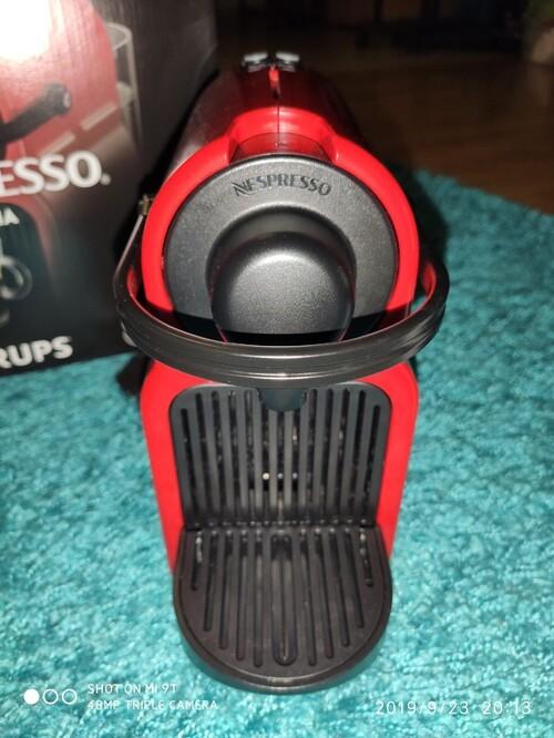 Nespresso Inissia 2 napot használt. HardverApró