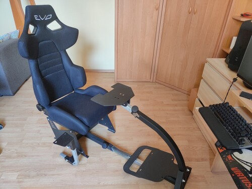 Szimulátor cockpit eladó