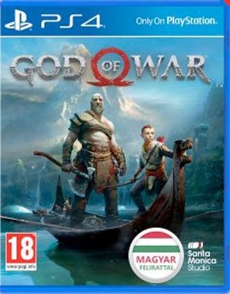 GOD OF WAR PS4 - magyar felirat - HardverApró