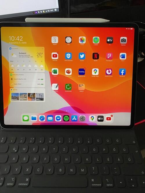 iPad Pro 2020 - 128GB - WiFi (SG) / Magic Keyboard / Apple ...