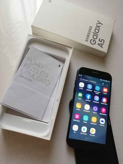 Samsung A5 2021 Kamera