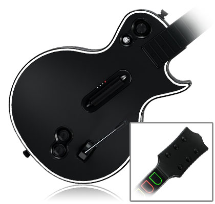 how to connect ps3 guitars beatles