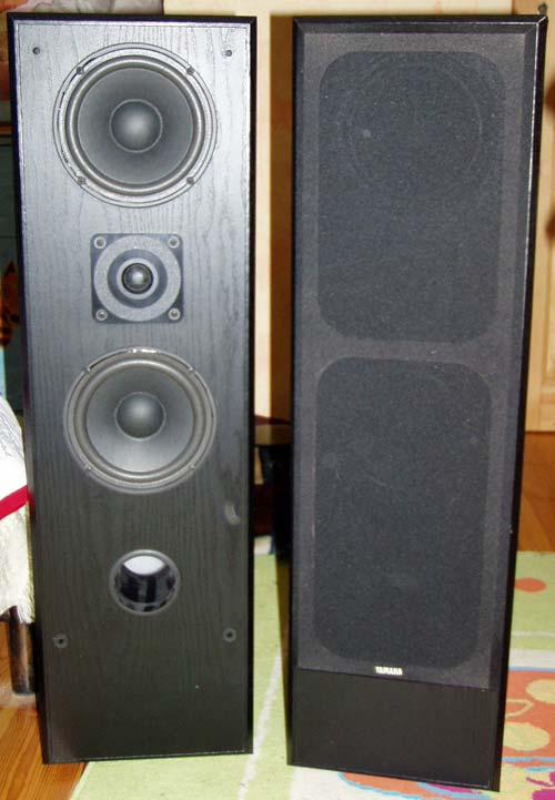 Yamaha ns g40 hangfalp r hardverapr for Yamaha ns 40