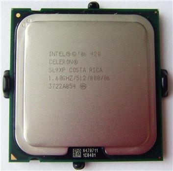 I/ P: Predám procesor Intel Celeron 420 (1,6Ghz) + 2x FAN